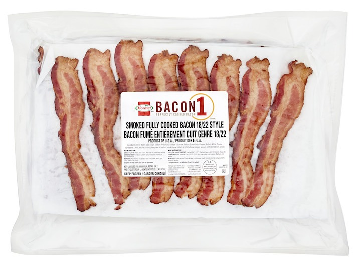BACON 1 in packaging